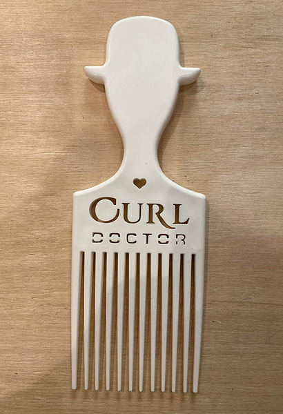 the curl doctor hair pick shai amiel best combs tools for curly hair OUAI haircare