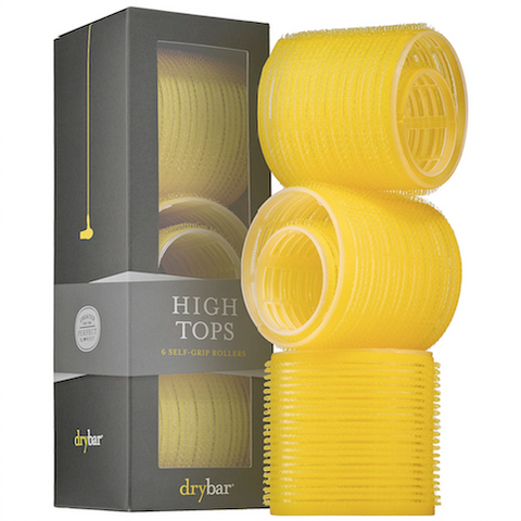 Drybar Self Grip Rollers OUAI heat tools that cut styling time in half