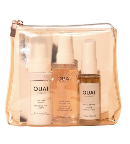 easy ouai kit multitasking beauty products OUAI