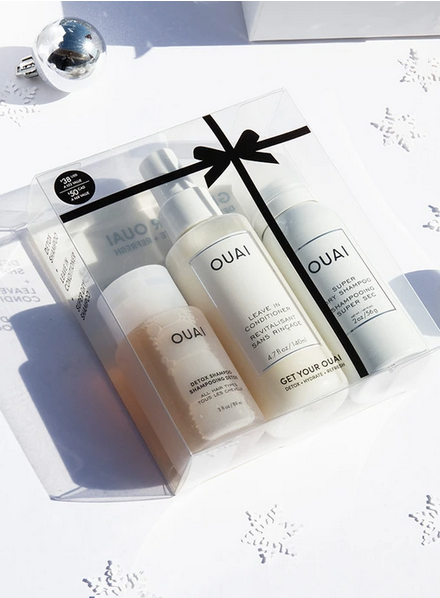 get your ouai kit holiday gift ideas $50 and under healthy hair