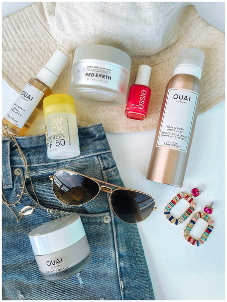 insiders travel guide puerto rico nicole mehta ouai haircare hair and body shine mist rose hair and body oil