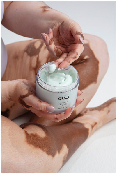 ouai body creme softening hydrating creme
