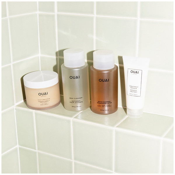 ouai detox shampoo scalp and body scrub