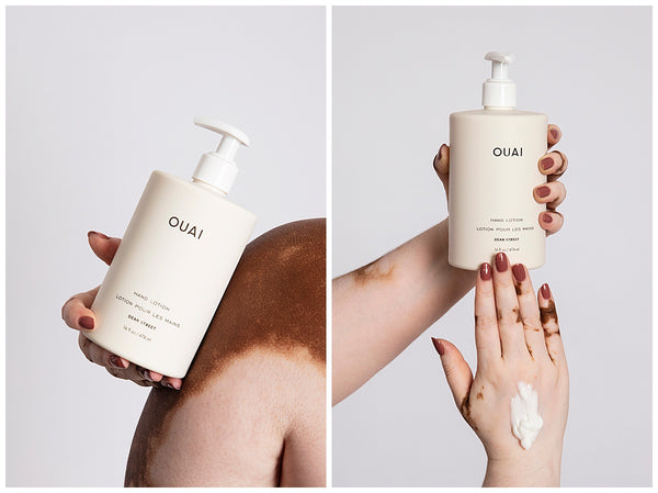ouai hand lotion lightweight everyday lotion for hands