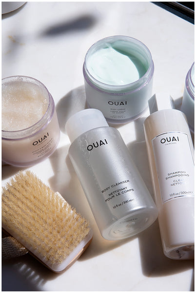 ouai scalp and body scrub body products body cleanser