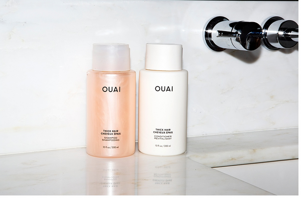ouai thick shampoo conditioner best hair products for thick hair