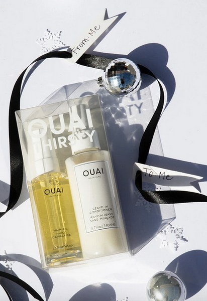 ouai thirsty kit holiday bundles holiday gift ideas $50 and under