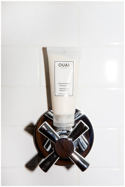 ouai treatment masque soft shiny hair mask
