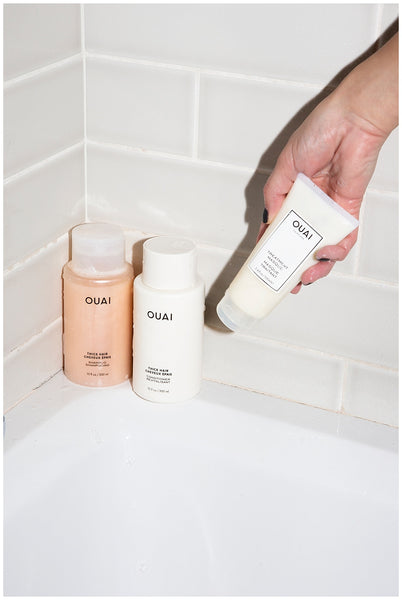 ouai treatment masque dry hair tips products