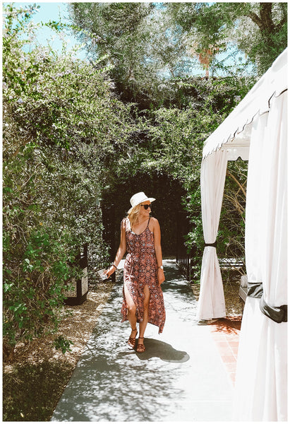 Palm Springs Travel Guide Kaylee Price OUAI Haircare