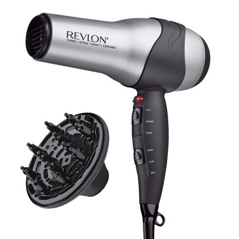 Revlon Perfect Heat Volumizing Turbo Hair Dryer 1875W
