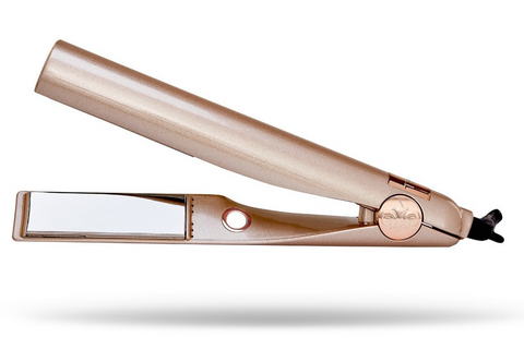 Tyme Iron Pro OUAI heat tools that cut styling time in half