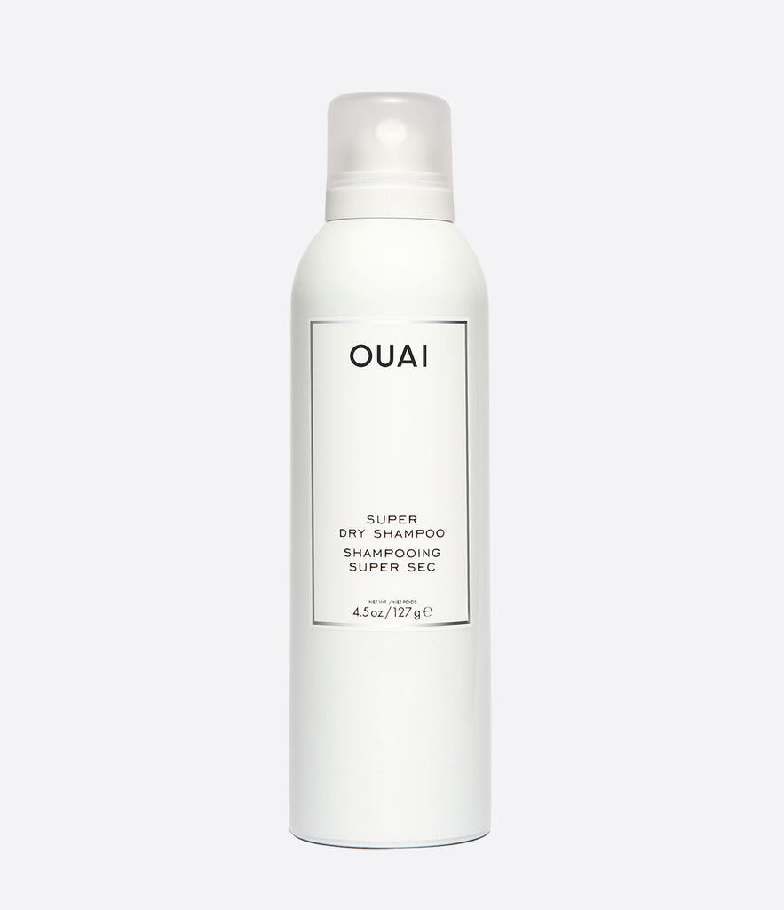 Ouai Super Dry Shampoo Instantly Detoxes Cleans And Adds Volume