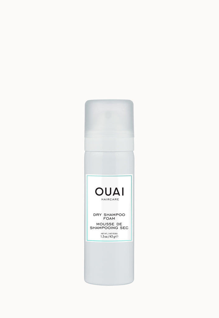 Dry Shampoo Foam Travel