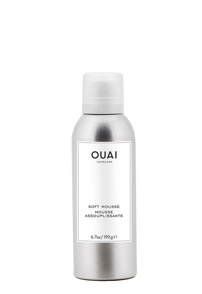 OUAI Hair Styling Product - Soft Mousse