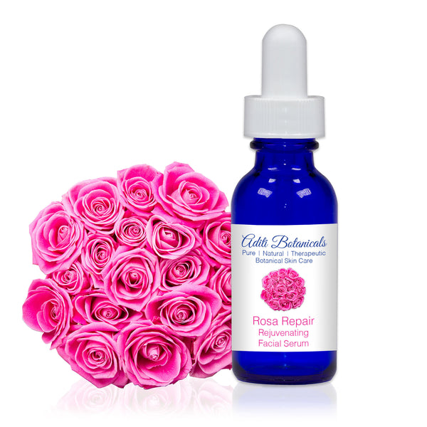 Rosa Repair Rejuvenating Facial Serum