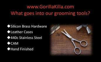 What Goes Into Our Grooming Tools?