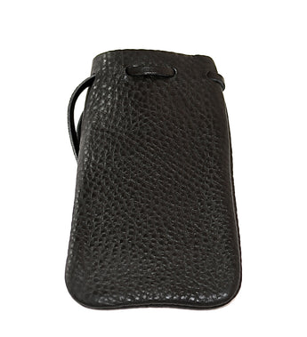 Top Grain Leather Travel Pouch