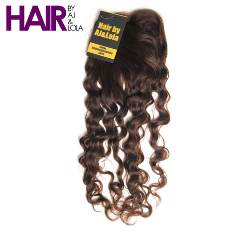 Deep Wave Silk Closure
