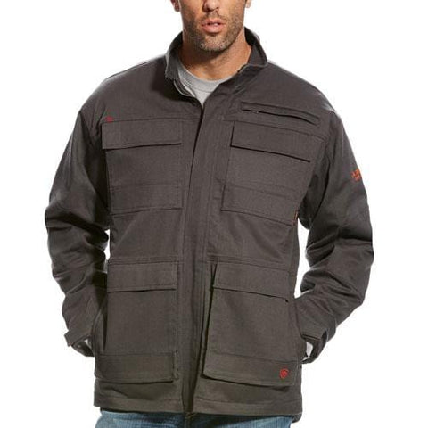 Ariat Flame Resistant Canvas Stretch Jacket
