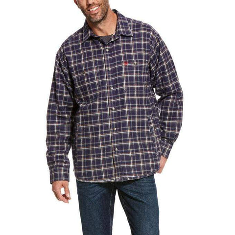 Ariat Flame Resistant Monument Shirt Jacket
