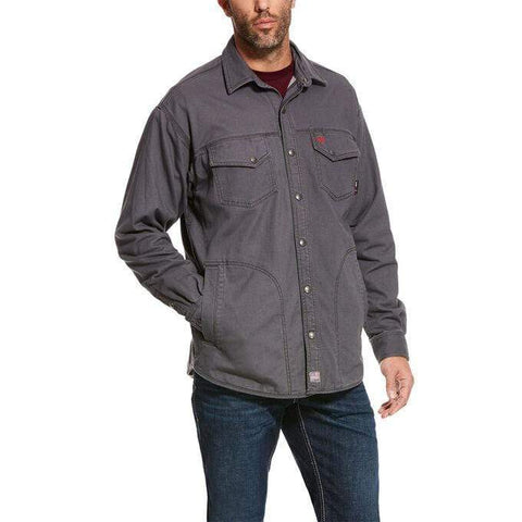 Ariat Flame Resistant Rig Shirt Jacket
