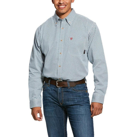 Ariat Flame Resistant Fleetwood Button Down Shirt