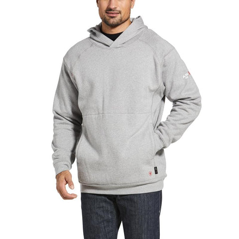 Ariat Flame Resistant Rev Pullover Hooded Sweatshirt