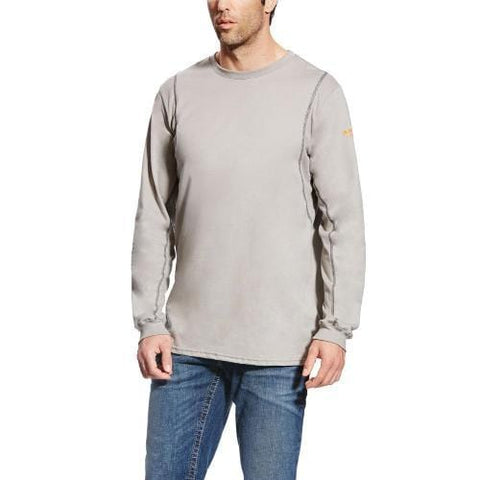 Ariat Flame Resistant AC Crew Long Sleeve Shirt