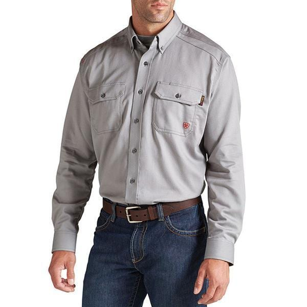Ariat FR Button Down Shirt