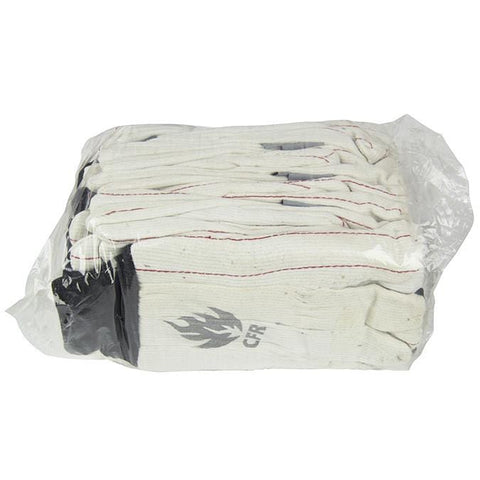 Flame Resistant Cotton Gloves - 12 pack - Oil and Gas Safety Supply