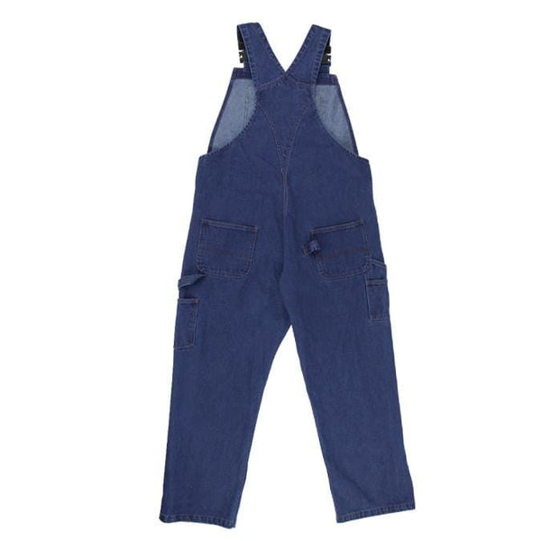 Flame Resistant FR Denim Bib Overall - Oil and Gas Safety Supply - 2