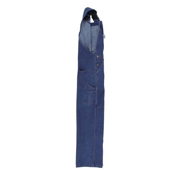 Flame Resistant FR Denim Bib Overall - Oil and Gas Safety Supply - 3