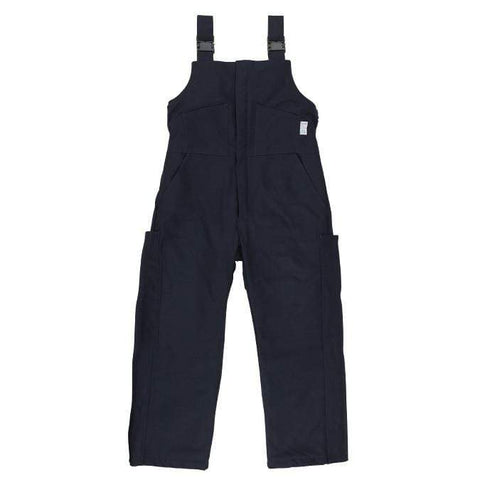 Flame Resistant Insulated Warm Bib Overall - Oil and Gas Safety Supply - 2