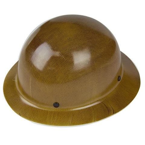 MSA Skullgard Hard Hat - Full Brim - Oil and Gas Safety Supply - 1