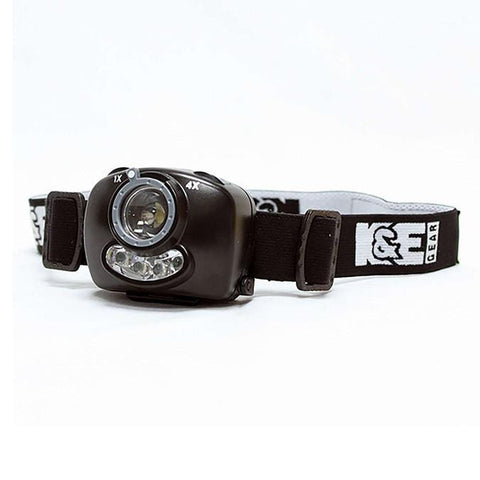 Focus Control Headlamp - Oil and Gas Safety Supply