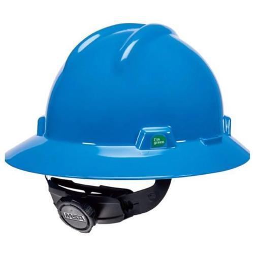 Hard Hat - MSA V-Gard - Oil and Gas Safety Supply - 1