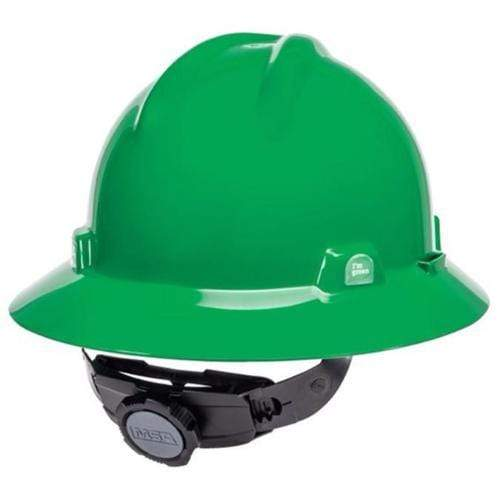 Hard Hat - MSA V-Gard - Oil and Gas Safety Supply - 4