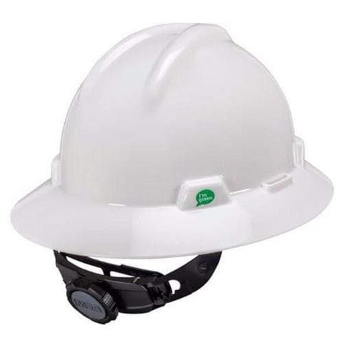 Hard Hat - MSA V-Gard - Oil and Gas Safety Supply - 3