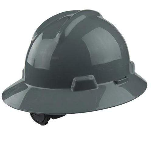 Hard Hat - MSA V-Gard - Oil and Gas Safety Supply - 8