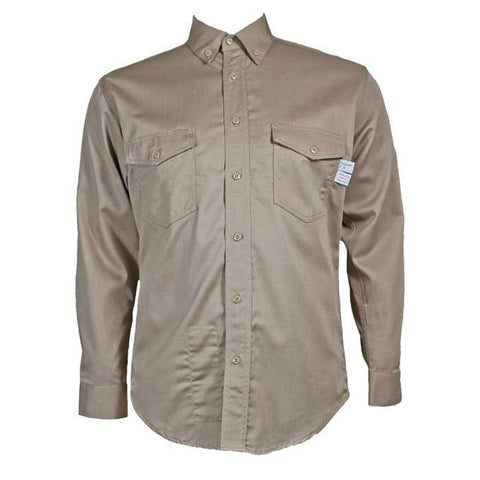 Flame Resistant Button Down Shirt
