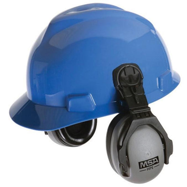 Ear Muffs for MSA V-Gard Cap Style Hard Hat - Oil and Gas Safety Supply