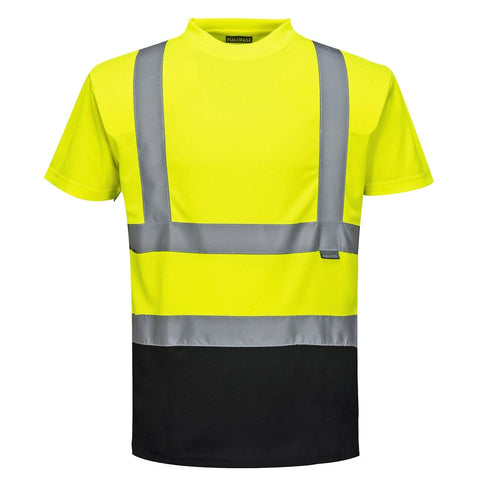 Portwest Hi-Viz Two Toned T-Shirt