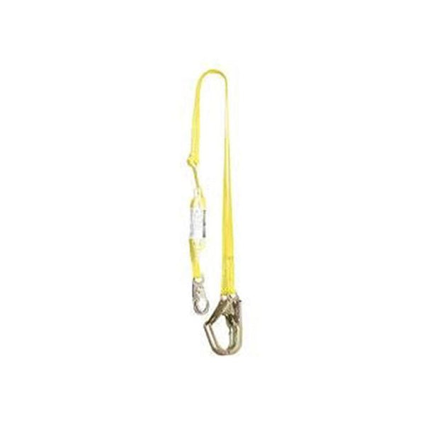Stretchable Y Lanyard - 6 Feet - Oil and Gas Safety Supply