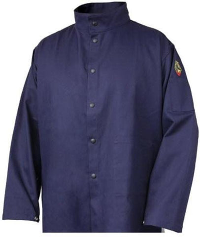 Black Stallion Flame Resistant Welding Jacket