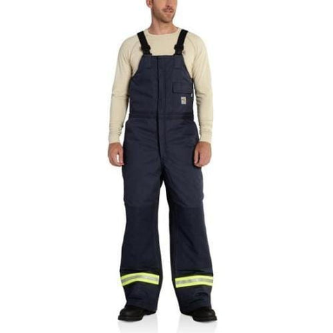 Carhartt Flame Resistant Arctic Bib Overall