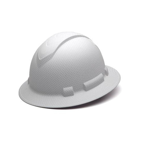 Ridgeline Graphite Full Brim Hard Hat