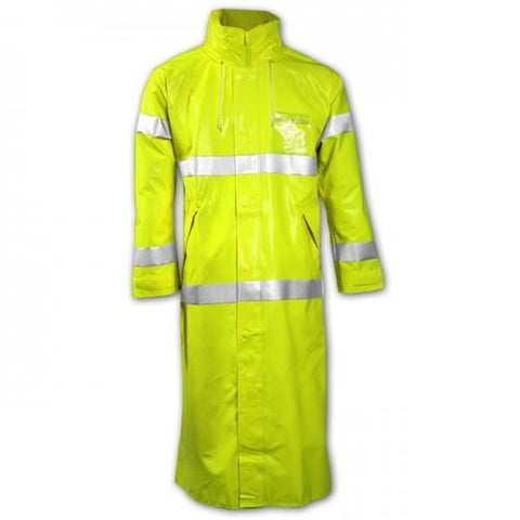 Tingley Flame Resistant Reflective Rain Trench