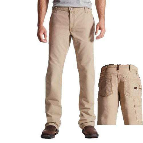 Ariat Flame Resistant M4 Workhorse Pants-Khaki