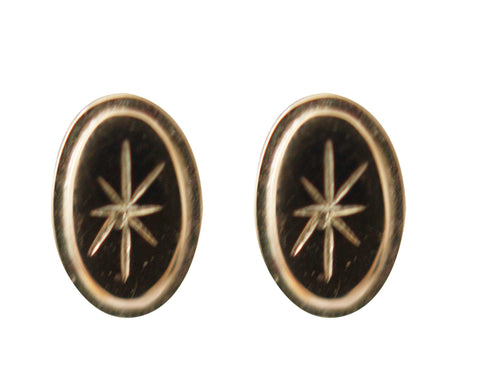 Twin Stud Earrings